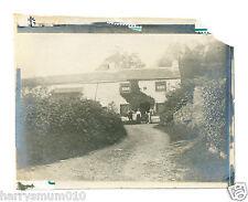 Original photograph   Cottage silverdale Arnside 1902 HPP2
