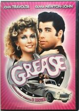 DVD Grease - Glitter - Special Rockin' Edition 2 Discs 1978 Used