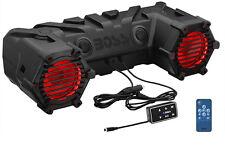 "Boss ATV30BRGB 450W ATV/Off Road/Marine Dual 6.5"" Speaker System w LED Lights"