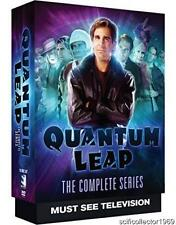 Quantum Leap: The Complete Series (DVD, 2017, 18-Disc Set)