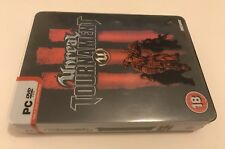 Unreal Tournament III 3 PC DVD-ROM Collectors Limited Tin Case Edition PAL
