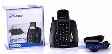 2 TELEFONO INALAMBRICO DAEWOO DECT DTD-1100