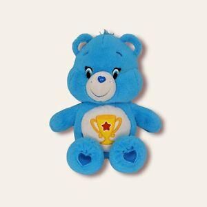 "Care Bears Champ Bear 13"" Stuffed Plush Animal 2003"