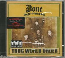BONE THUGHS-N-HARMONY - Thug world order - CD 2002 SIGILLATO SEALED