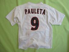 Maillot PSG Paris Saint Germain Pauleta Thomson Nike Enfant - 10 / 12 ans