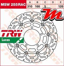 Disque de frein Avant TRW Lucas MSW 255 RAC pour Suzuki GSXR 1000 WVB6 2005-2006