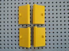 4528550 Lego Tür 1 x 4 x 6 Gelb 2 Stück Neu