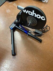 Wahoo WFBKTR118 Kickr Smart Trainer Gen 4 Edition