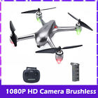 B2SERC Drone with 1080PHD Camera GPS 5G FPV Brushless Quadcopter for Beginners