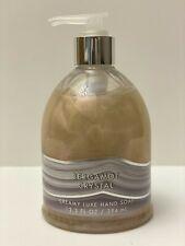 1 Bath & Body Works Bergamot Crystal Hand Soap with Olive Oil 13.3 fl oz New