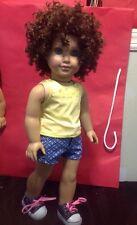customized american girl doll