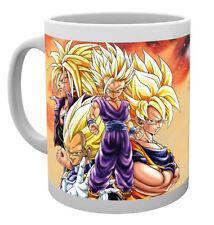Dragon Ball Z Super Saiyans Anime Tasse Thé Mug Café Tasses