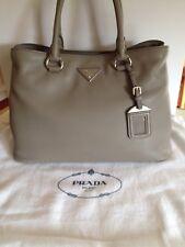d0b2ab75ce NWT PRADA Vitello Daino Leather Tote Bag 1BA579 RRP €1550