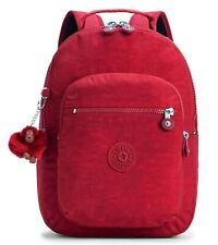 Kipling CLAS SEOUL S Backpack with Tablet Compartment - Radiant Red C