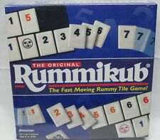 Rummikub Rummy Tile Board Game Pressman New Factory Sealed