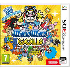 Wario Ware Gold Nintendo 3DS (SP)