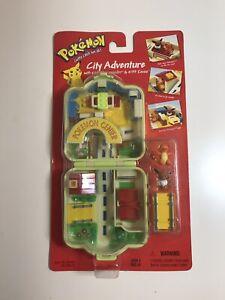 1999 Pokemon Center City Adventure Playset - Factory Sealed - Charmander & Eevee