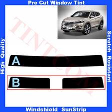 Sonnenblendstreifen Hyundai Tucson 5-Türen 2015-... 5%-50%