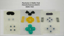 PS1/PS2/NES(FC) - Replacement Silicone Rubber Pads - Game Controllers(150 sets)