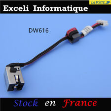 Toshiba satellite c850 Original Connecteur alimentation dc power jack wire câble