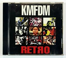 CD KMFDM - RETRO Wax Trax! Records Inc. 1998 OVP