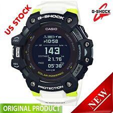 Casio G-Shock Solar GPS Heart Rate Monitor Digital Sport Watch GBDH1000-1A7