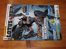 $$$ Revue Lotus Noir N°151 Magic the Gathering  World of Warcraft  Cannes 2013