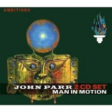 "JOHN PARR ""MAN IN MOTION"" 2 CD NEU"