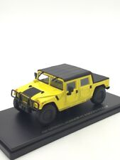 collection 4x4 am général hummer h1 pick-up 1/43 neuf + fascicule