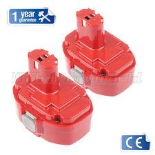 2X 18V 1.3Ah Battery for Makita PA18 1822 192827-3 192826-5 8390D 8391D BMR100