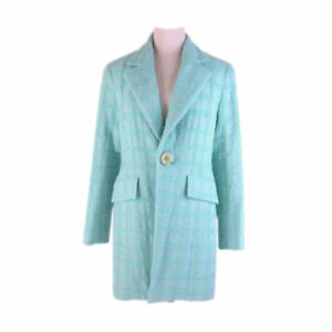 Francesco Biasia Coats Jackets Green Woman Authentic Used B533