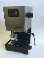 Gaggia Classic Espresso Machine - Stainless Steel - Used, Great Condition!