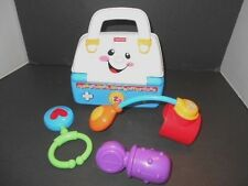Fisher Price Laugh and Learn Sing A Song Medical Doctor Kit!