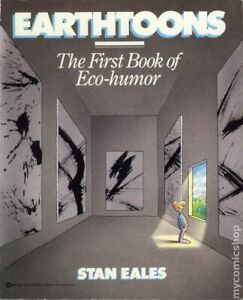 Earthtoons: The First Book of Eco-Humor TPB #1-1ST VF 1920 Stock Image