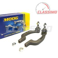 Moog Track Tie Rod End Pair for MERCEDES CLA + GLA - all models - 2013-2018