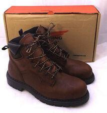 "New RED WING 2326 6"" Steel Toe EH Boots Women's Size 8.5 D (US) RETAIL $189"