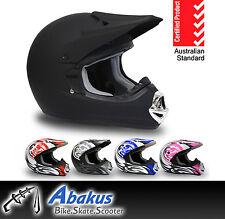 Motocross MX Helmet Adult/Youth AS/NZS 1698 Off-road/Dirt/Quad bike/Motorbike