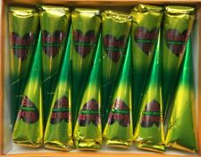 100% NATURAL SPECIAL INDIAN MEHANDI CONE RED-12X25GRAM