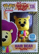 Funko Pop Hair Bear Bunch Hair Bear (Yellow) - Funko Shop Exclusive! LE 1000