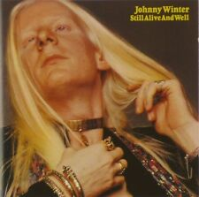 CD-Johnny Winter-STILL Alive and Well - #a1346