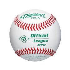 Diamond DOL-A Official League Baseball - 1 DOZEN