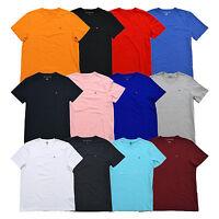 Tommy Hilfiger Mens T-shirt Crew Neck Top Flag Logo Shirt Short Sleeve Tee New
