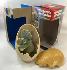 w// defect Infant Toddler Tiny Triceratops Dinosaur Egg Costume Size 0//3m 4T XS