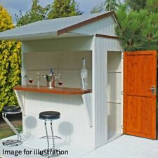 Garden Shed Bar For Ebay