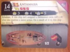 Pirates Fire & Steel #077 Antamasia Pocketmodel CSG