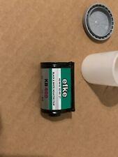 Efke KB 400 b&w film 35mm/36 exposures-expired