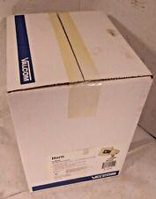1 New Valcom V-1030C 5-Watt One-Way Horn Nib*Make Offer*