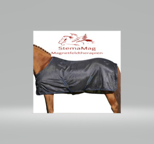 Magnetfeldtherapie für Pferde. Decke. Original StemaMag ***Sommeraktion***