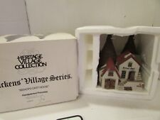 Dept 56 55670 Bishops Oast House Heritage Village Building No Cord D12