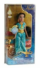 "Disney Aladdin SINGING JASMINE DOLL with Outfit and Accessories ""A Whole New ..."
